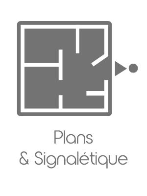 plans et signalétique dad sécurité incendie
