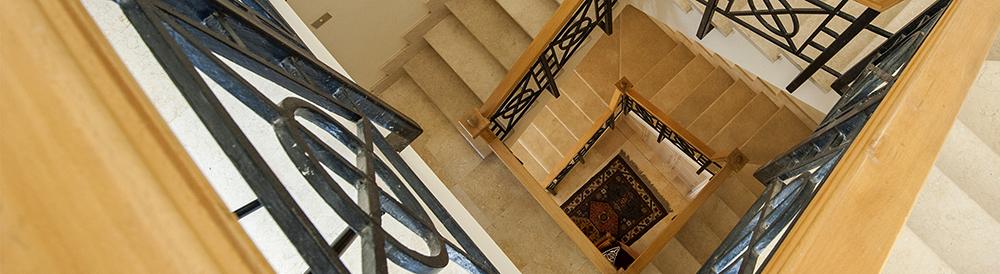 desenfumage de cage d'escalier